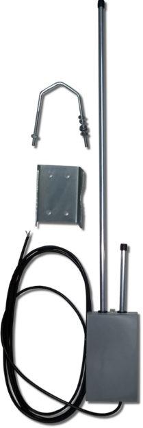 АШ-433, антена, штыревая
