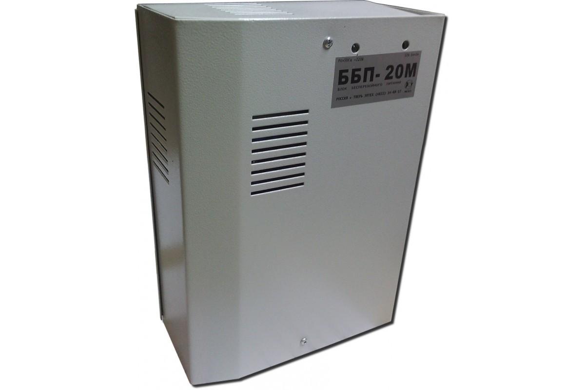ББП-20М, Источник питания, ББП-20