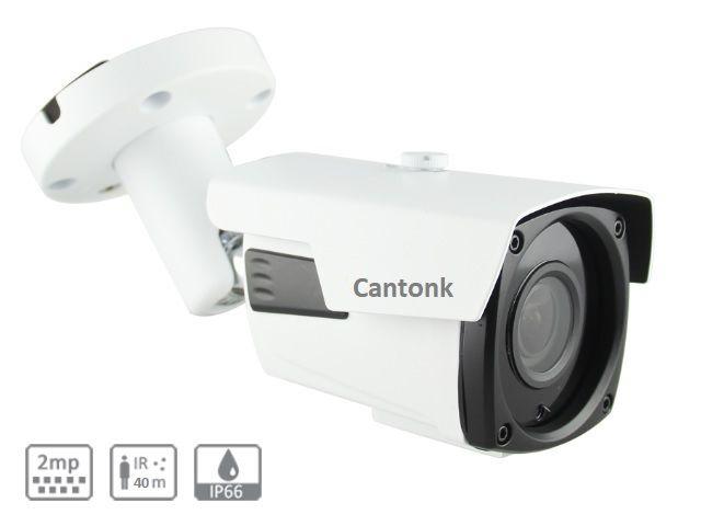 Видеонаблюдение, Cantonk, камера